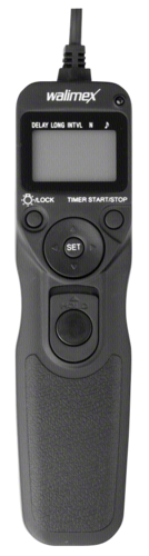 Walimex Digital LCD Timer Remote Canon C1