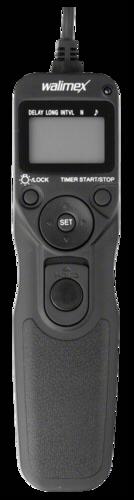 Walimex Digital LCD Timer Remote Canon C3