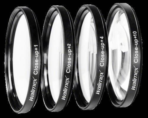 Walimex Close Up Macro Lens Set 55mm