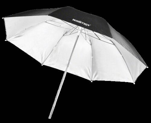 Walimex pro Reflex Umbrella black/silver 109cm