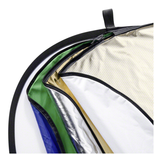 Walimex 7 in 1 Foldable Reflector Set 102x168cm