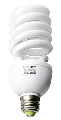 Walimex Spiral Daylight Lamp 16W Equates 90W