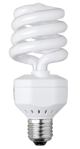 Walimex Spiral Daylight Lamp 25W Equates 125W