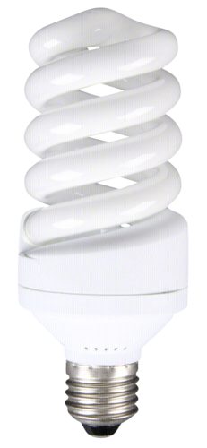 Walimex Spiral Daylight Lamp 30W Equates 150W