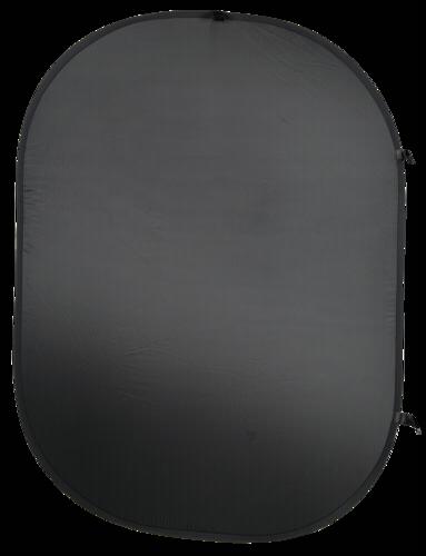 Walimex Foldable Background 150x200cm Black