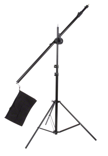Walimex Boom Tripod with Counterweight 120-220cm