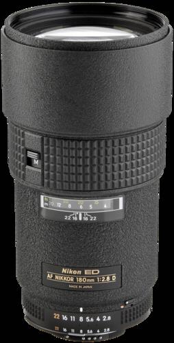 Nikon AF 180mm f/2.8D ED IF