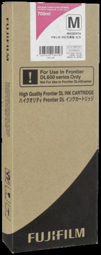 Fujifilm Ink Cartridge DL600 M Magenta