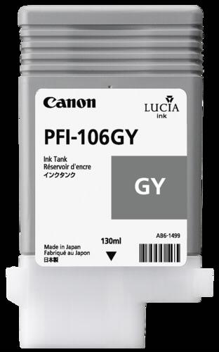 Canon PFI-106 GY Grey