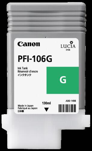 Canon PFI-106 G Green