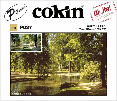 Cokin P037 Warming 81EF Resin Filter