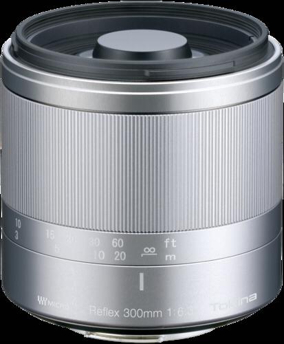 Tokina Reflex 300mm f/6.3 MF Macro MFT