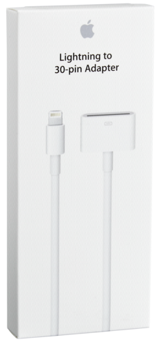 Apple Lightning to 30 pin Adapter (0,2m)
