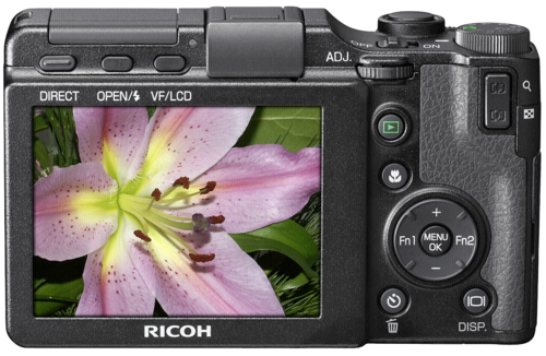 Ricoh GXR Kit 24-72 mm VC +