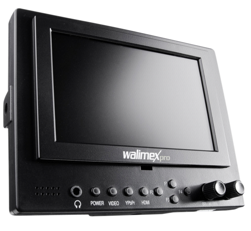 Walimex Pro LCD Monitor 5 Video-DSLR