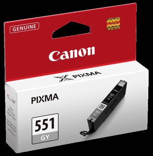 Canon CLI-551 GY Grey