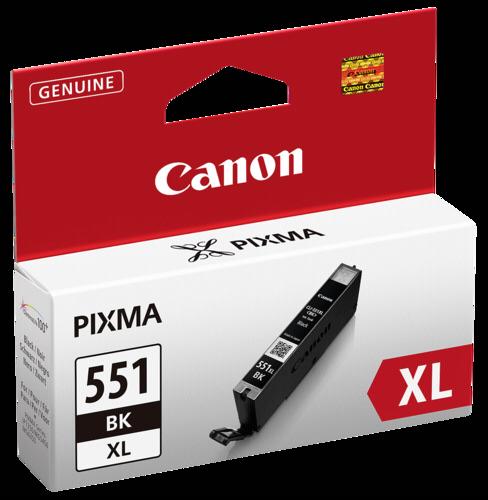 Canon CLI-551 BK Black XL