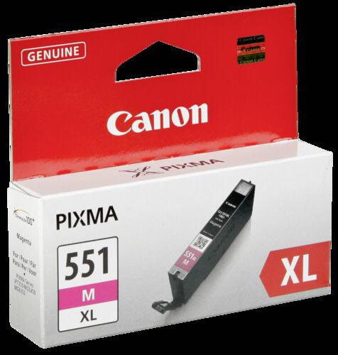 Canon CLI-551 M Magenta XL
