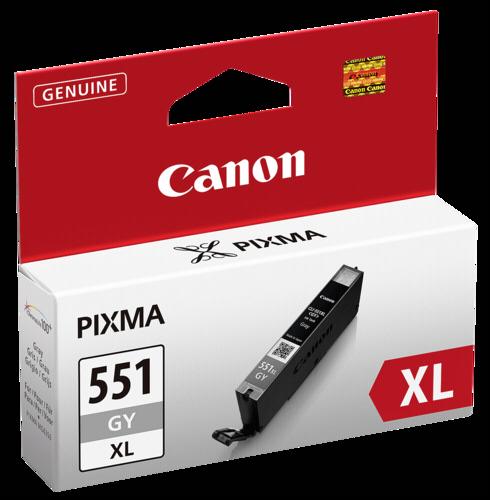 Canon CLI-551 GY Grey XL