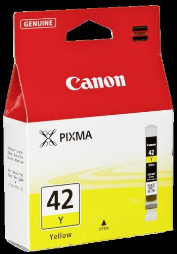 Canon CLI-42 Y Yellow