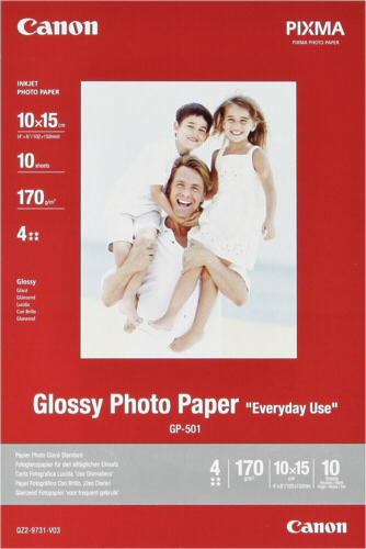 Canon GP-501 Glossy 10x15 170gr (10 sheets)
