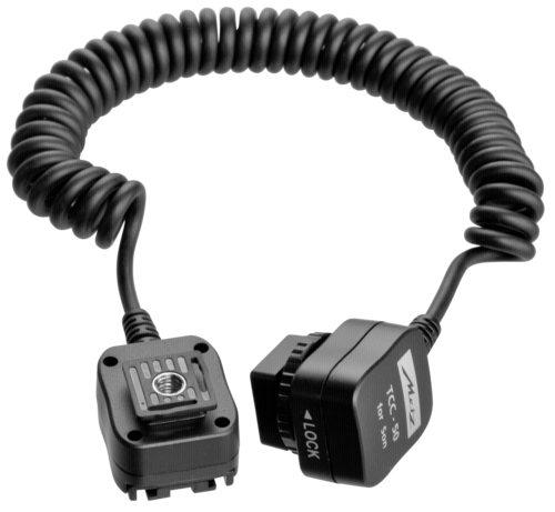Metz TTL Connecting Cable TCC-50 for Sony