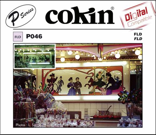 Cokin P046 FLD Fluorescent Resin Filter for Daylight Film
