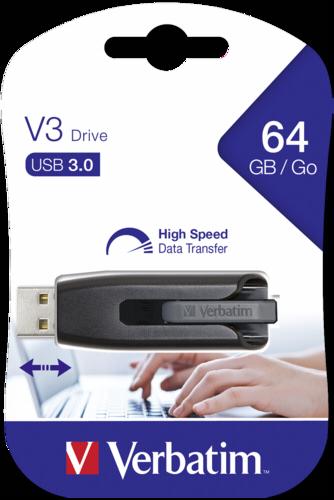 Verbatim Store n Go V3 64GB USB 3.0