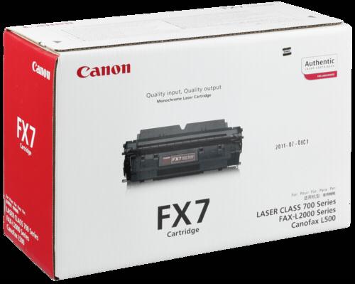 Canon Toner Cartridge FX 7