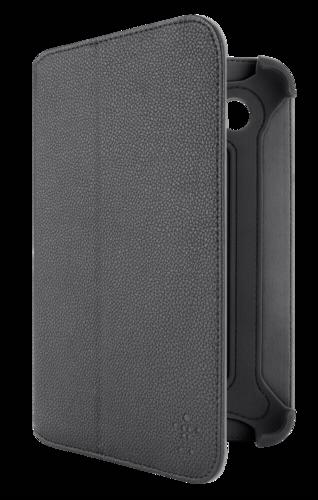 Belkin Bifold Folio PU Black Galaxy Tab 2 7.0