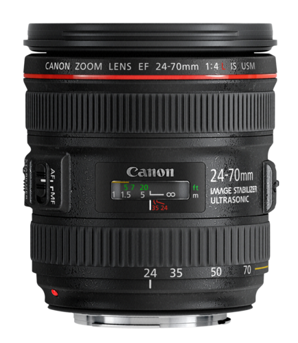 Canon EF 4/24-70 mm L IS USM
