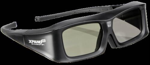 Infocus X 103 3D Glasses