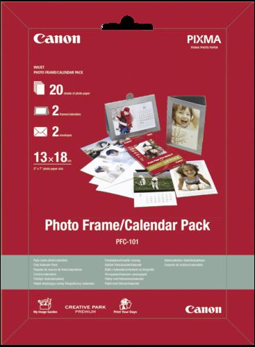Canon PFC-101 Calendar Pack 13x18cm 260gr