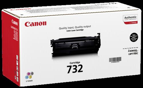 Canon Toner Cartridge 732 Black