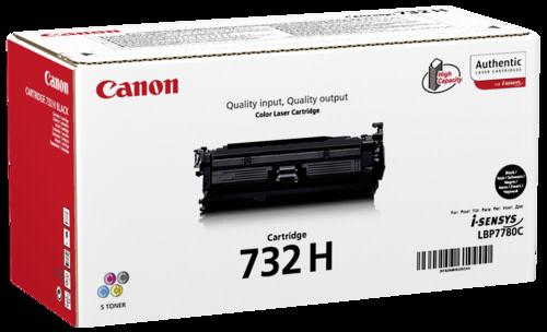 Canon Toner Cartridge 732 H Black