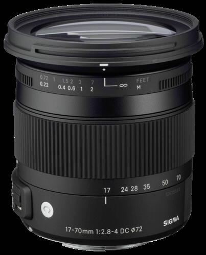 Sigma 17-70mm f/2.8-4 DC HSM Macro Pentax