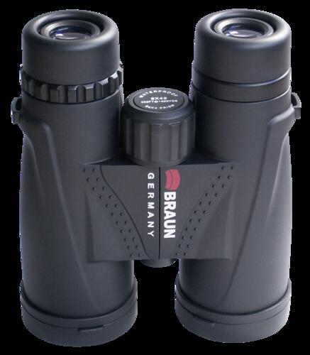 Braun Binocular 8x42 WP
