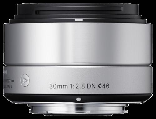 Sigma 30mm f/2.8 DN Silver MFT