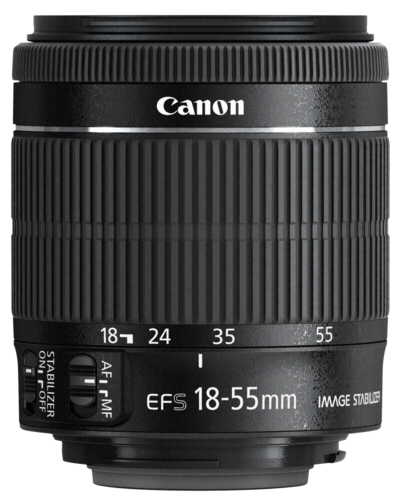 Canon EF-S 18-55mm f/3.5-5.6 IS STM (Συσκευασία bulk)