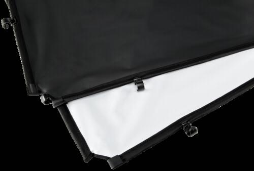 Lastolite SkyRapid Fab Black/White 110x200cm