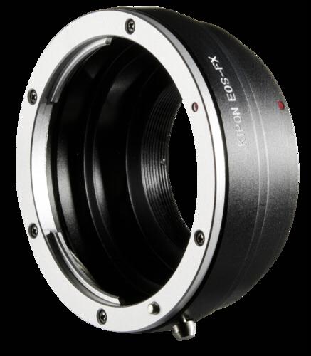 Kipon Adapter Canon EF to Fuji X