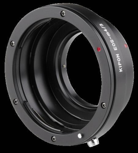 Kipon Adapter Canon EF to MFT Aperture