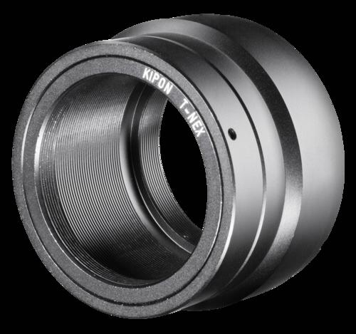 Kipon Adapter T2 Lens to Sony E Camera