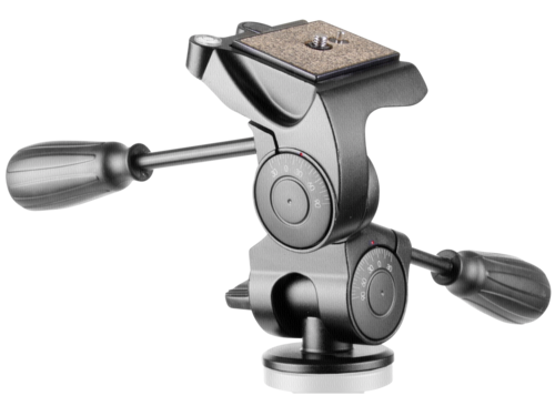 Walimex Pro FT-6653H Aluminum 3D Panhead
