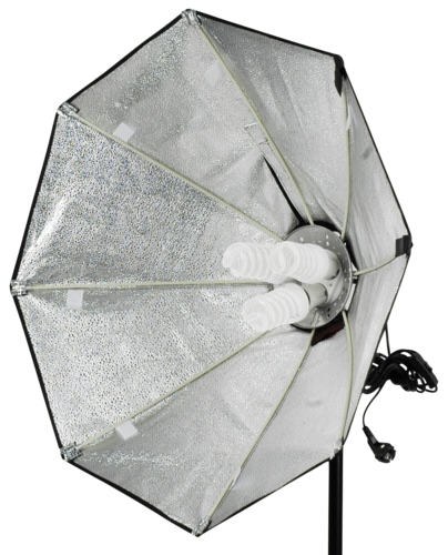 Walimex Daylight 360 with Octagon Softbox 80cm