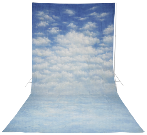 Walimex Pro Cloth Background 3x6m Heaven