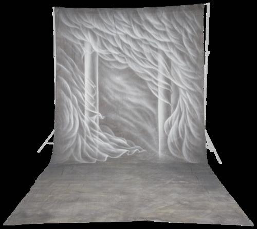 Walimex Pro Cloth Background 3x6m Silk