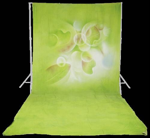 Walimex Pro Cloth Background 3x6m Fresh