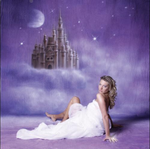 Walimex Pro Cloth Background 3x6m Dreams