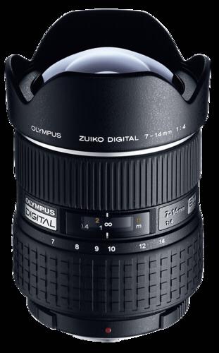 Olympus Zuiko ED 7-14mm f/4.0